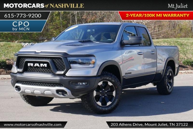 Ram 1500 2020 price $41,642