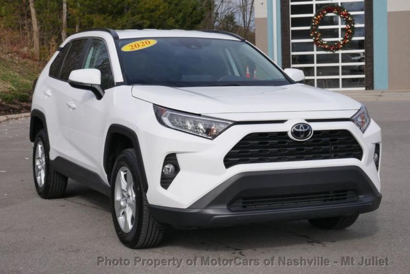 Toyota RAV4 2020 price $25,987