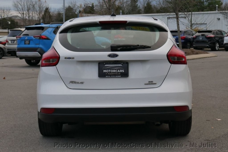 Ford Focus 2016 price $7,382