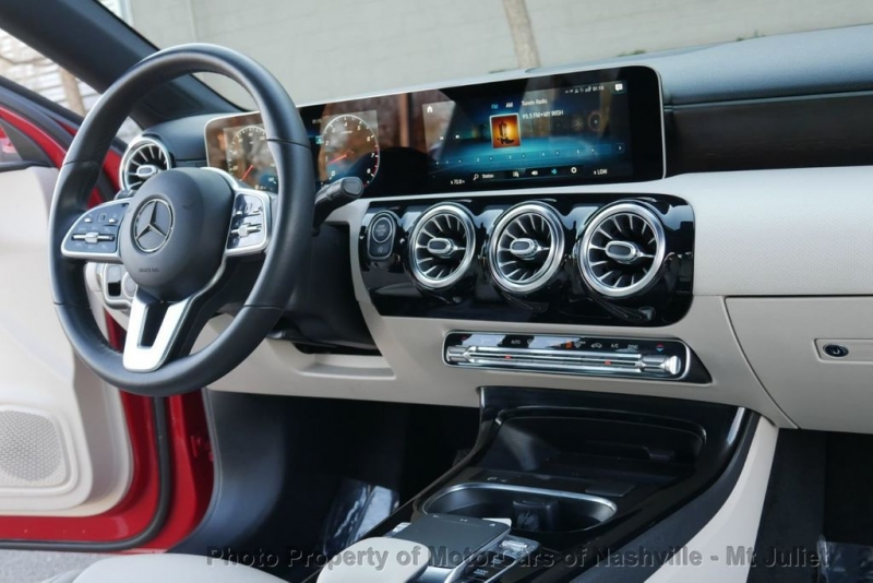 Mercedes-Benz A-Class 2019 price $27,699