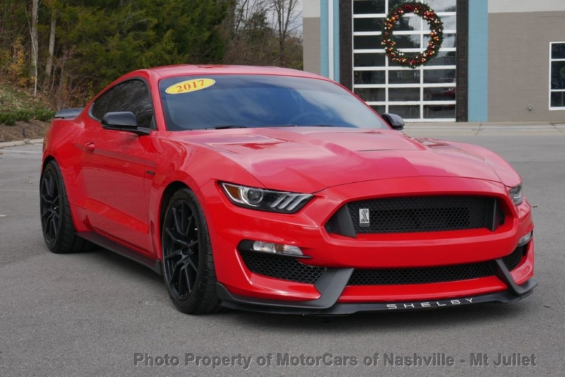 Ford Mustang 2017 price $45,998