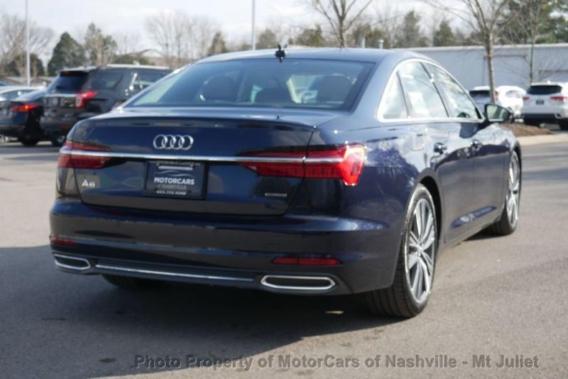 Audi A6 2020 price $45,699