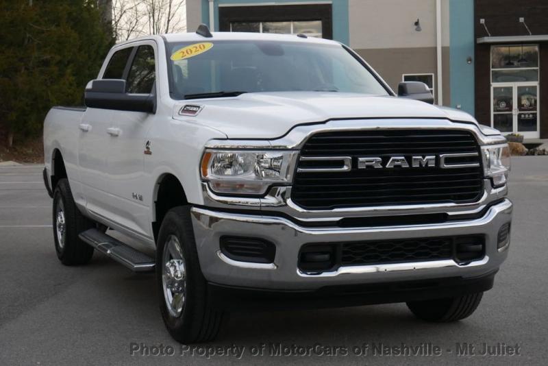Ram 2500 2020 price $49,699