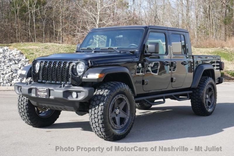 Jeep Gladiator 2020 price $38,998