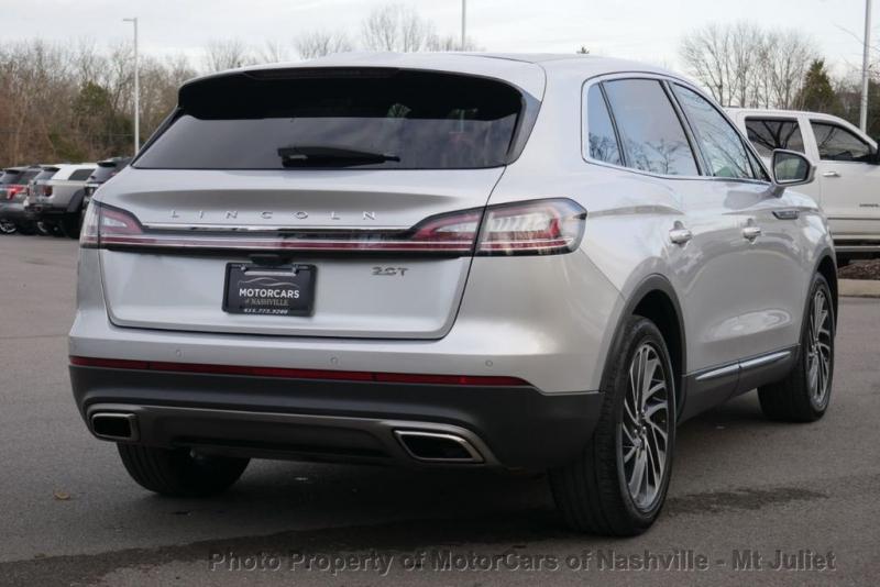 Lincoln Nautilus 2019 price $37,044