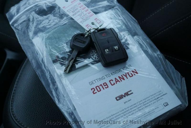 GMC Canyon 2019 price $25,499