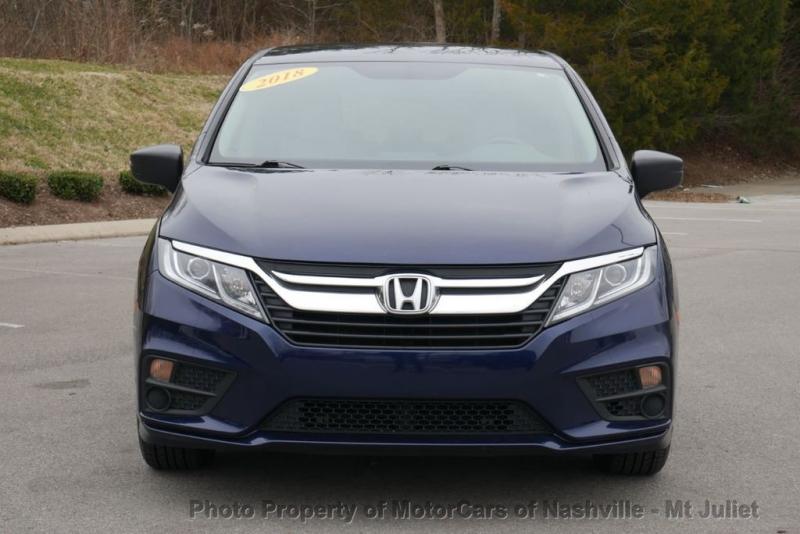 Honda Odyssey 2018 price $15,998
