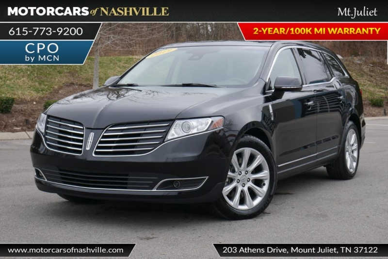 Lincoln MKT 2019 price $24,997