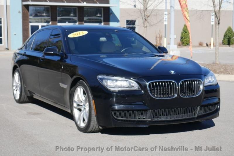 BMW 7 Series 2013 price $23,188
