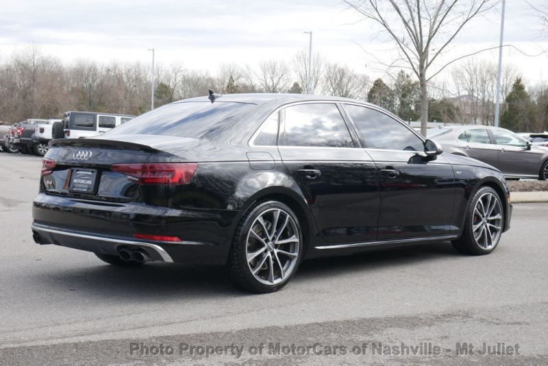 Audi S4 2018 price $38,998