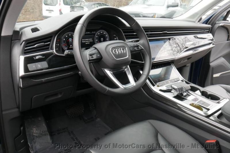 Audi Q7 2020 price $49,251