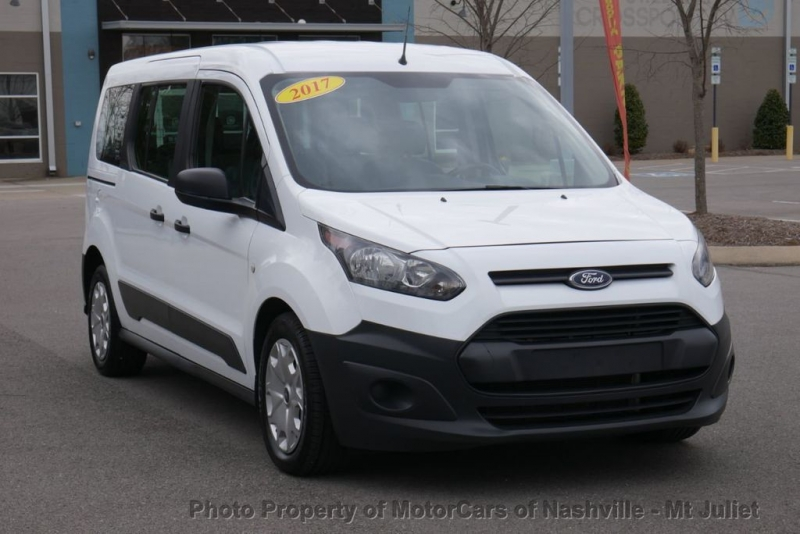 Ford Transit Connect Wagon 2017 price $13,978