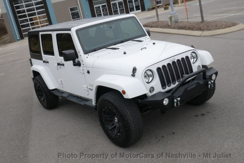 Jeep Wrangler Unlimited 2014 price $26,499