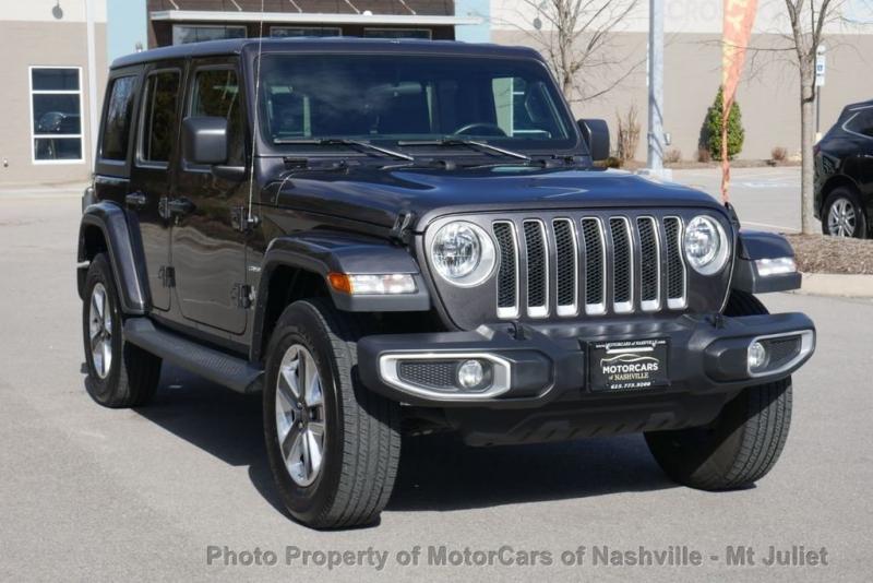 Jeep Wrangler Unlimited 2020 price $36,998