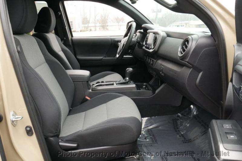 Toyota Tacoma 2020 price $33,499