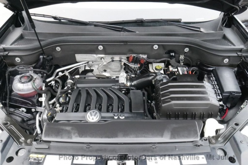 Volkswagen Atlas 2019 price $33,456