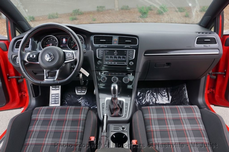 Volkswagen Golf GTI 2017 price $18,998