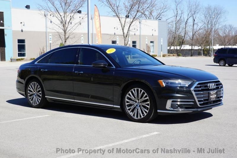 Audi A8 2019 price $62,989