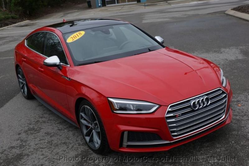 Audi S5 Sportback 2018 price $43,998