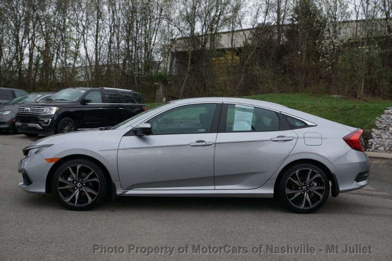 Honda Civic Sedan 2019 price $18,799