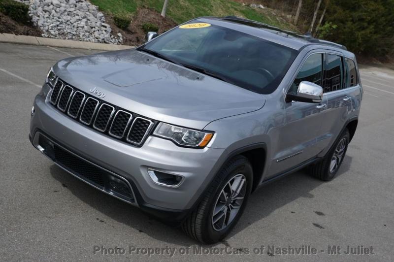 Jeep Grand Cherokee 2020 price $33,998