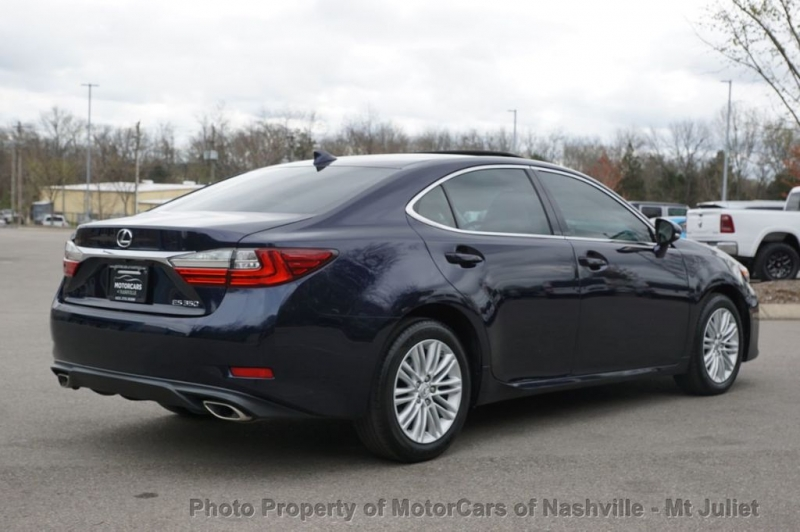 Lexus ES 2017 price $24,899