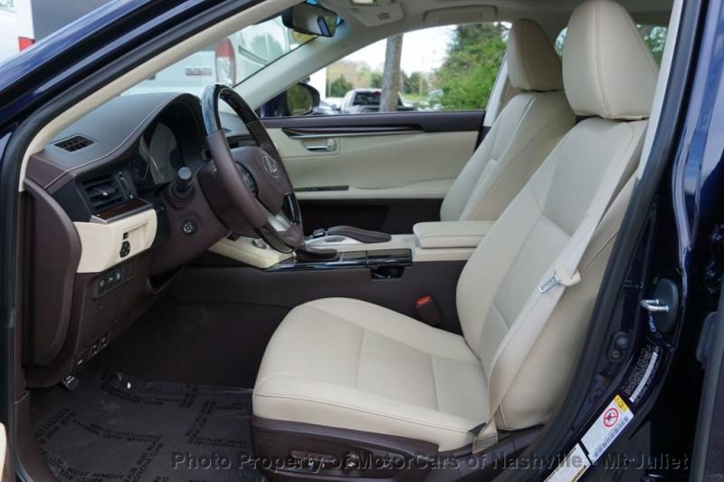 Lexus ES 2018 price $27,998