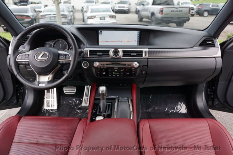 Lexus GS 2019 price $40,998