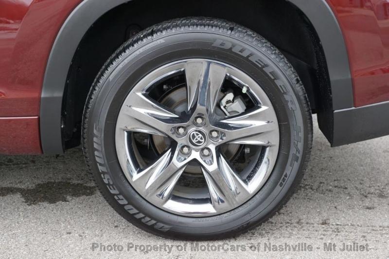 Toyota Highlander 2019 price $39,998
