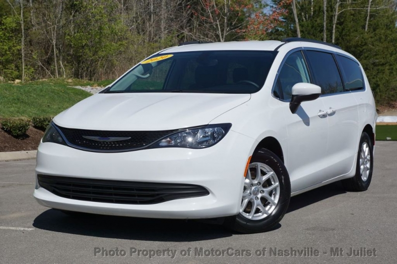 Chrysler Pacifica 2020 price $22,499