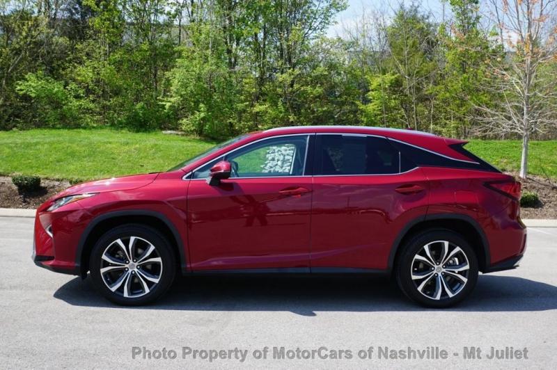 Lexus RX 2017 price $29,499