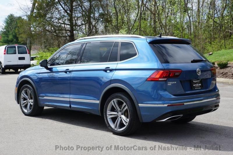 Volkswagen Tiguan 2018 price $21,998