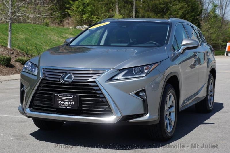 Lexus RX 2018 price $38,699
