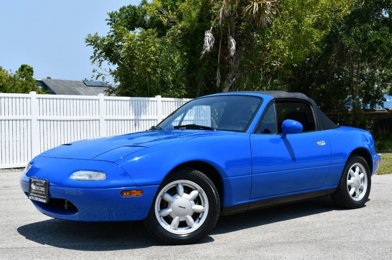 Mazda MX-5 Miata 1990 price $19,990