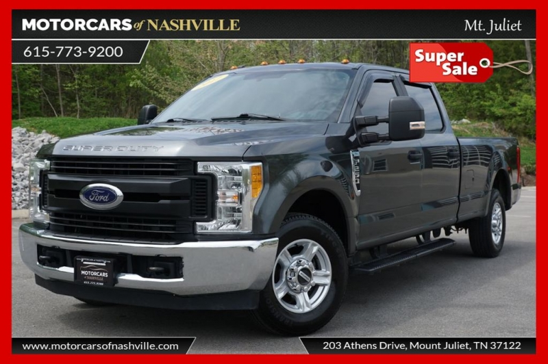 Ford Super Duty F-250 SRW 2017 price $27,499