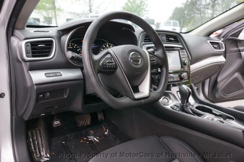 Nissan Maxima 2018 price $18,199