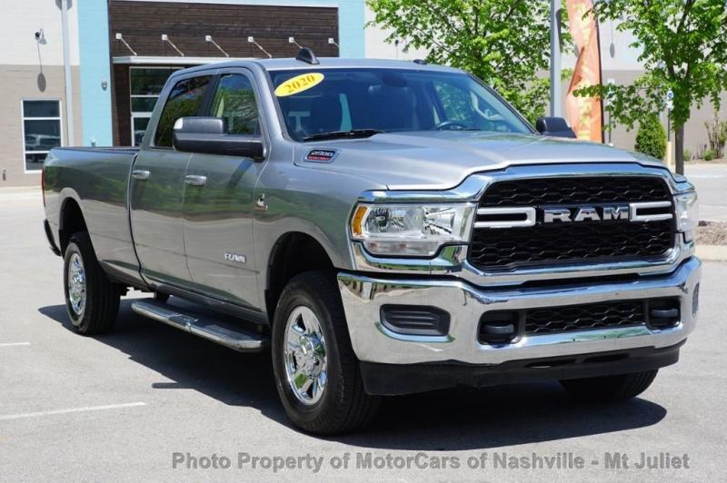 Ram 2500 2020 price $52,998