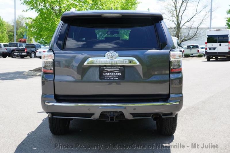 Toyota 4Runner 2018 price $39,499