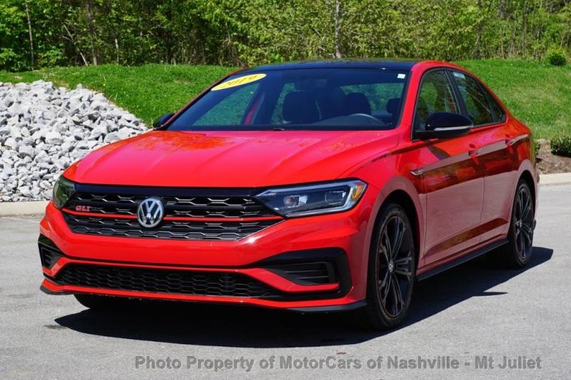 Volkswagen Jetta GLI 2019 price $24,699