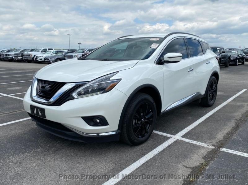 Nissan Murano 2018 price $26,998