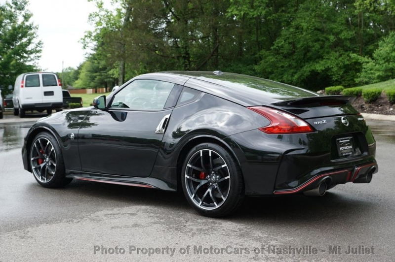 Nissan 370Z Coupe 2019 price $36,998