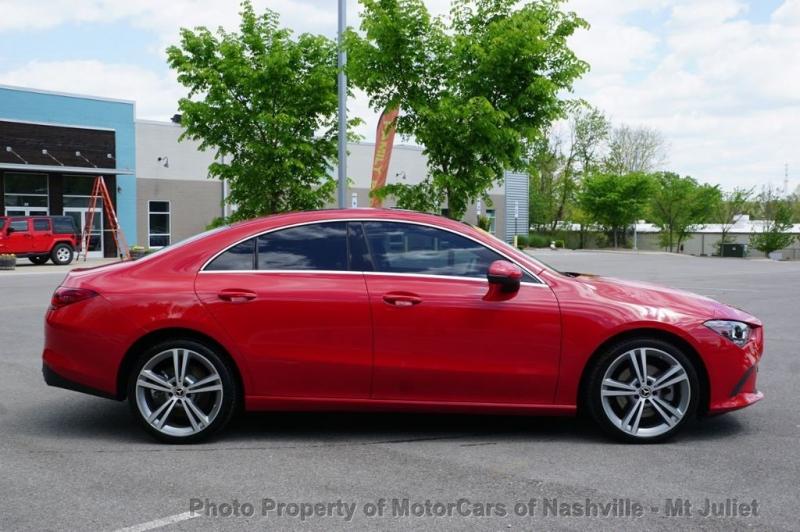 Mercedes-Benz CLA 2020 price $33,699