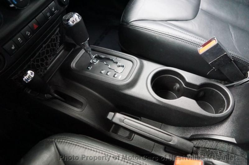 Jeep Wrangler Unlimited 2015 price $28,998