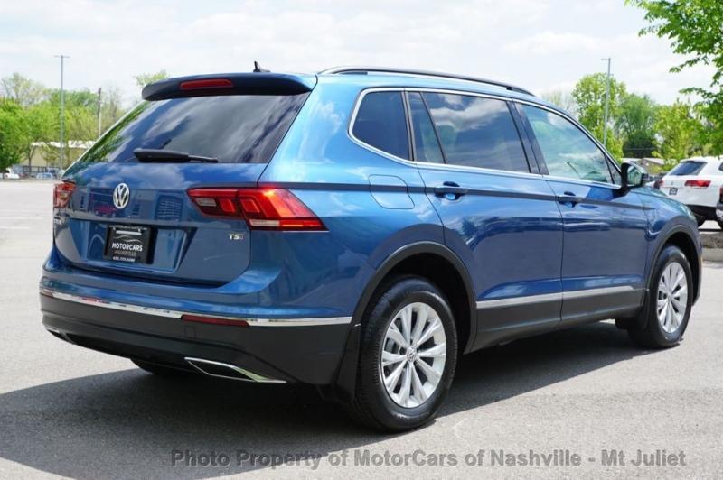 Volkswagen Tiguan 2018 price $22,998