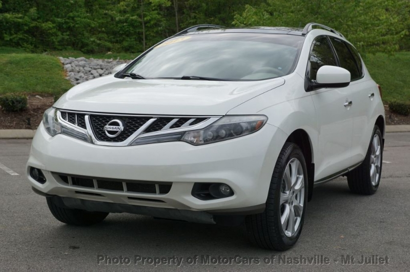 Nissan Murano 2013 price $10,998