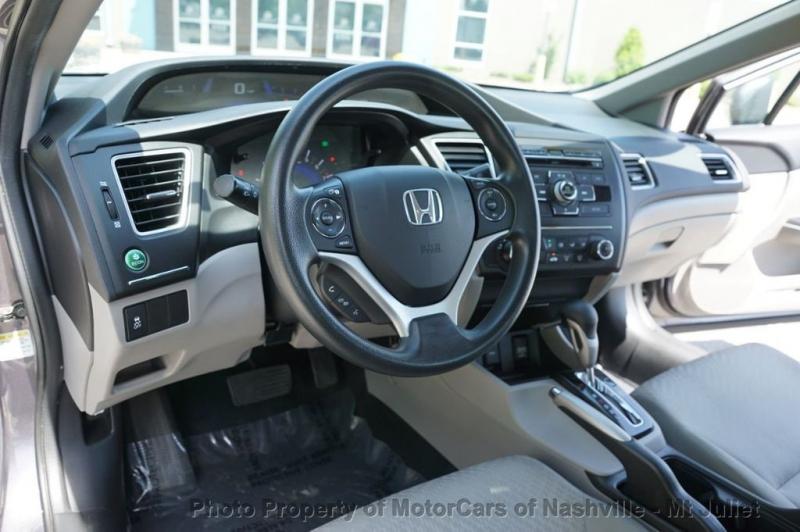 Honda Civic Sedan 2015 price $13,899