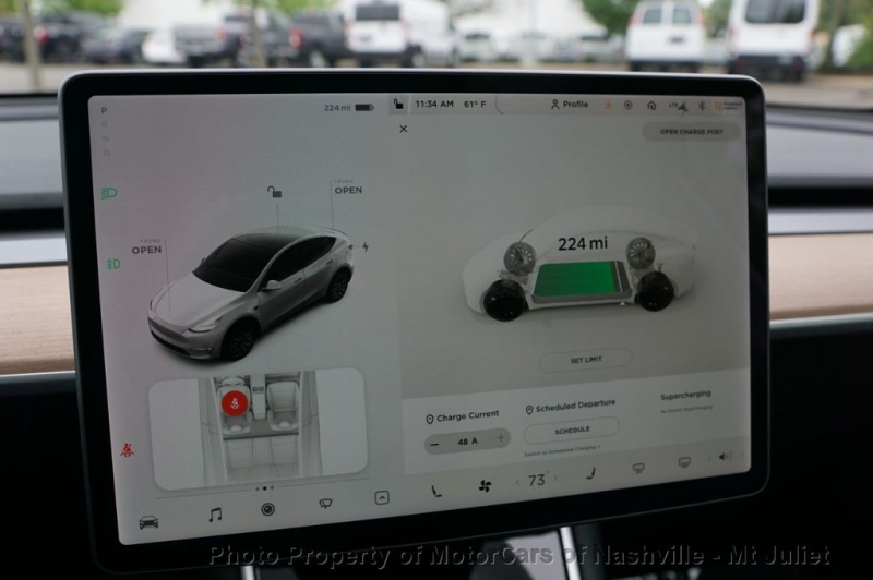 Tesla Model Y 2020 price $62,998