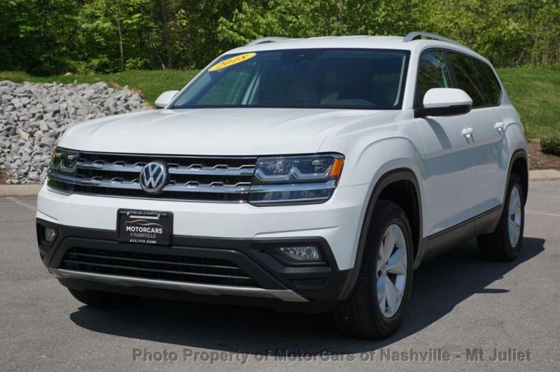 Volkswagen Atlas 2018 price $28,699