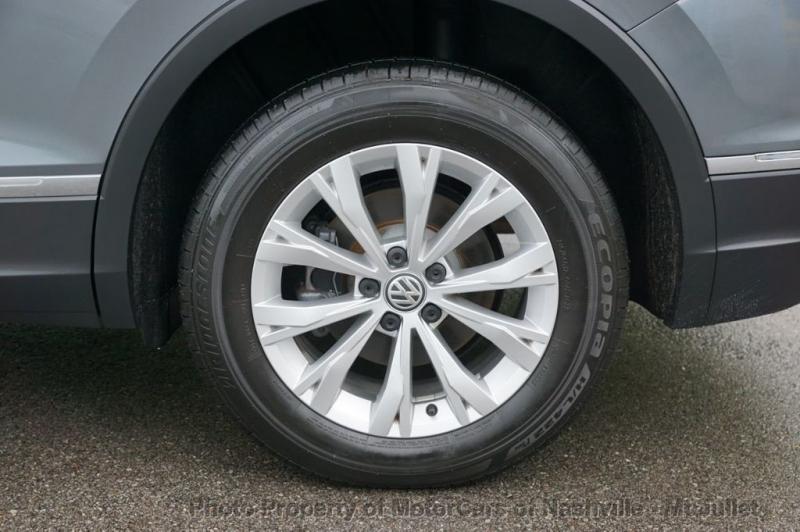 Volkswagen Tiguan 2018 price $22,499