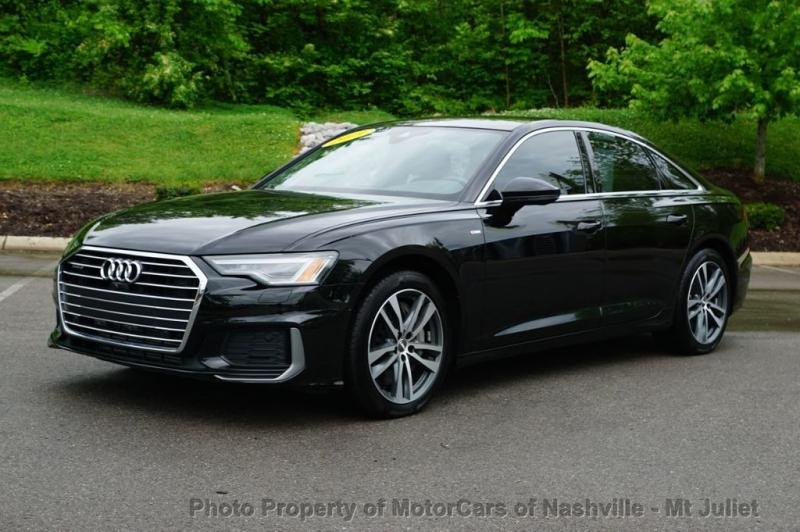 Audi A6 2019 price $46,998